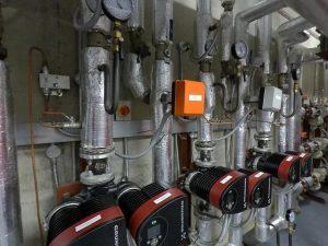 Visokotemperaturna toplotna črpalka omogoča enostavno vgradnjo v sodobne novogradnje